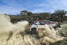 WRC Rallye Mexiko 2020: Ogier gewinnt erstmals im Toyota
