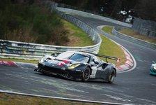 NLS 3 Nürburgring 2020: Ferrari mit drittem Erfolg überhaupt