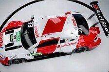 DTM - Video: DTM 2020: Rene Rast erklärt seinen neuen Audi RS 5 DTM