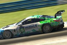 eSports - Video: Highlights: MAHLE RACING TEAM in Sebring
