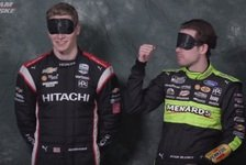 NASCAR - Video: Team Penske: Blindverkostung mit Newgarden und Blaney