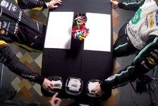Motorsport - Video: Team Penske Malwettbewerb: Pagenaud im Duell mit Cindric