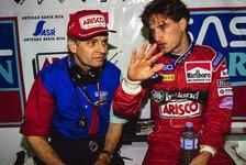Formel 1 heute vor 26 Jahren: Irvine-Sperre für Vierfach-Crash