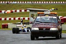 Formel 1 heute vor 27 Jahren: Erstes offizielles Safety Car
