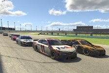 eNASCAR iRacing Pro Invitational Series: Rennen 1 - Homestead
