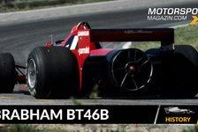 Formel 1 - Video: Formel 1 History, Brabham BT46B: Das Staubsauger-Auto