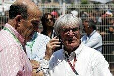 MotoGP-Geschichte: Als Bernie Ecclestone eine Piraten-WM plante