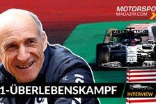 Formel 1 - Video: Formel-1-Teamchef Franz Tost schlägt Alarm: Geht ums Überleben