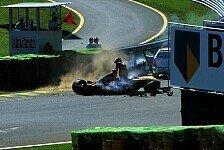 Formel 1 heute vor 19 Jahren: Heidfeld crasht Medical Car