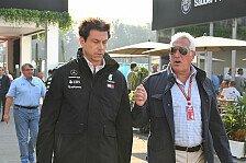Aston Martin-CEO statt Mercedes F1? Wolff dementiert Gerüchte