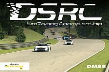 Sim Racing: DMSB sucht offiziellen Deutschen Meister 2020