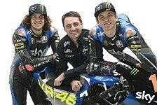 VR46 MotoGP-Team: Rossi und Nieto geben weitere Details bekannt