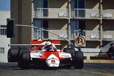 Formel 1 heute vor 38 Jahren: Lauda fährt mit Trotteln im Kreis