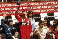 Formel 1 heute vor 39 Jahren: Triumph des weltbesten Trottels