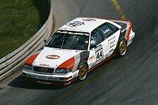 DTM - Video: DTM 1990: Audis Werksdebüt mit Stuck und V8 quattro