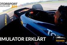 Formel 1 - Video: Formel 1 Simulator erklärt: So entwickeln die Teams virtuell
