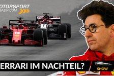 Formel 1 - Video: Regeln verschoben:Ist Ferrari in der Formel 1 2021 im Nachteil?