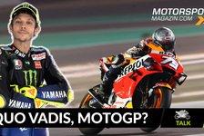 MotoGP - Video: MotoGP - Wie geht es nach Corona weiter?