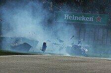 Formel 1 heute vor 3 Jahren: Giovinazzi crasht sich einen Ruf