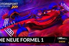 Formel 1 - Video: Wie sieht die neue Formel 1 nach der Krise aus?