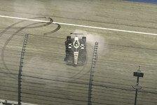 Indycar iRacing: Pagenaud siegt dank Spritspar-Strategie
