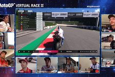 MotoGP: Francesco Bagnaia gewinnt zweiten virtuellen GP