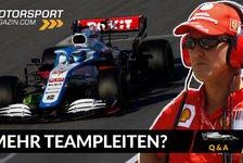 Formel 1 - Video: Formel 1 Q&A: Drohen in der Formel 1 jetzt Teampleiten?