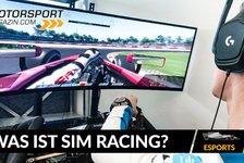 eSports - Video: Esports erklärt: Wie funktioniert Sim Racing?