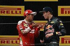 Formel 1 heute vor 4 Jahren: Kvyats fatale Torpedo-Taufe