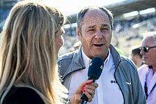 DTM-Boss Gerhard Berger trotzt Krise: Aufgeben ist keine Option