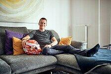 Formel E - Video: Formel E: So bereitet sich Max Günther von BMW auf Rennen vor