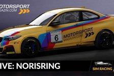 Formel 1 - Video: MSM-Cup: Rennen 5 & 6 auf dem Norisring