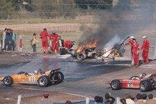 Formel 1 heute vor 51 Jahren: Bizarres Inferno in Jarama