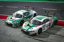 Land-Motorsport mit Ex-Champions Mies und Haase