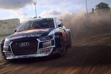 World RX Esports Invitational: Rallyefahrer besiegt Sim-Pros