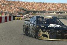 eSports NASCAR: Byron gewinnt in Richmond 2. Rennen in Folge