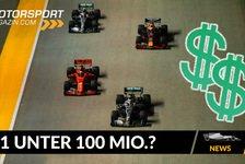 Formel 1 - Video: Formel 1 News-Update: F1 für 100 Millionen pro Team?
