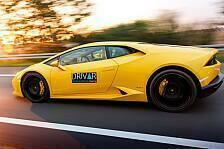 Bei DRIVAR einen von über 250 Sportwagen mieten