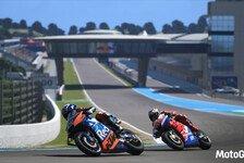 MotoGP: Virtueller Spanien-GP mit allen drei Klassen!