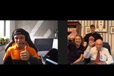 Formel 1 - Video: Norris interviewt 99-jährigen Corona-Fundraiser Captain Tom