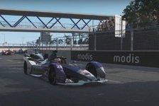 Formel E, virtueller ePrix: Günther siegt nach Vandoorne-Crash