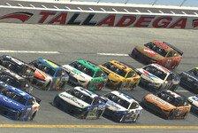eSports NASCAR: Alex Bowman siegt in der Verlängerung