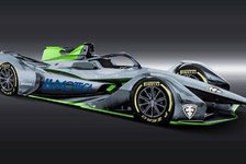 Formel E: Neues Team Scuderia-E arbeitet an Einstieg bis 2022
