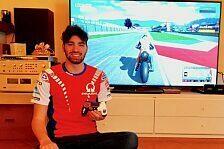 MotoGP: Pramac verpflichtet eSport-Pilot Davide Gallina