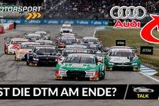 DTM - Video: Audi-Ausstieg: Das Ende der DTM?