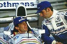 Formel 1 heute vor 26 Jahren: Sennas Tod erschüttert die Welt