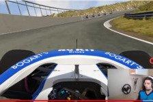 Formel 1 - Video: Formel-1-Video: Hot Lap auf neuem Zandvoort Circuit