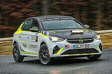 ADAC Opel e-Rally Cup 2020/2021: Entwicklung auf Hochtouren