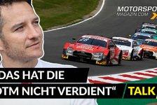 DTM - Video: Timo Scheider: So einen Abschied hat die DTM nicht verdient