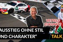 DTM, Danner: Audi-Ausstieg ohne Stil und Charakter